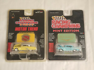 Racing Champions 1949 Buick Riviera #117 Mint Motor Trend 1/64 scale diecast