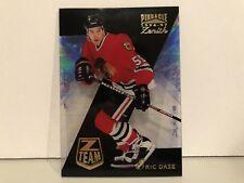 1996-97 Zenith Z-Team #14 Eric Daze Chicago Blackhawks RARE!