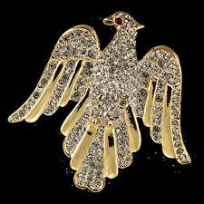 Elegant Eagle Brooch/Pin