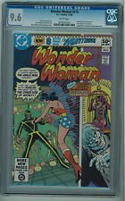 WONDER WOMAN #273 CGC 9.6 HIGH GRADE WHITE PAGES BRONZE AGE