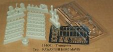 Rob Taurus 144001 1/144 Kawanishi H6K5 Mavis Upgrade set Trumpeter