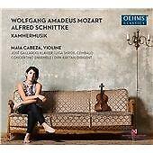 Kammermusik - Maia Cabeza [Maia Cabeza; José Gallardo; Dirk Kaftan] [Oehms Class