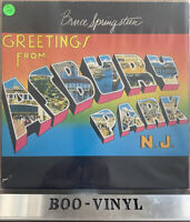 Bruce Springsteen Greeting From Asbury Park Vinyl LP Record Album CBS 65480