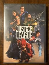 New listing Justice League (Dvd, 2018) Brand New Factory Sealed