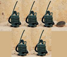 GI Joe 1:18 Action Figure 3.75 Backpack Walkie Talkie Radio Communication Set