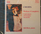 Rare Chopin Waltzes Complete CD with Idil Biret on Piano DDD Made in Germany
