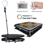 360Photo Booth Spinner Video Motion Rotating Selfie Platform Automatic Motorized <br/> Flight Case,  USA Warranty, FAST Delivery, ALL Steel