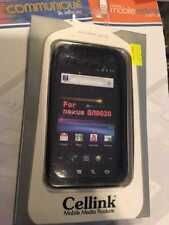 Samsung Nexus S i9020 Silicon Case in Black SCC6430BK Brand New Sealed packaging