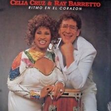 Celia cruz-Ray Barretto.Ritmo en el Corazon.Rare Orig 1st.Press.Fania Sealed LP