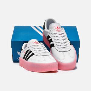 Adidas Samba Rose Pink Women Shoes Sneakers EF4965