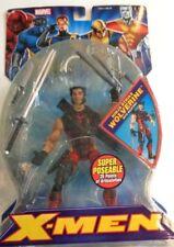 Marvel X-Men figure WOLVERINE NINJA STRIKE with weapons sealed Justice League