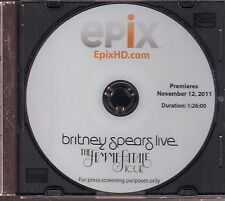 britney spears limited edition dvd