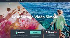Wondershare Filmora X Video Editor✅Windows✅lebenslange Lizenz Download🔥