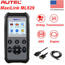 Autel MaxiLink ML629 Auto Diagnostic Scan Tool Fault Code Reader ABS SRS Engine
