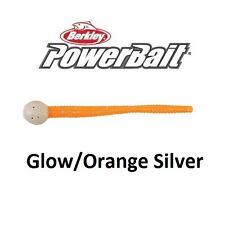Berkleys POWERBAIT GALLEGGIANTI Topi Tails-Glow/Arancione SIL (13) * 1307590*2018 STOCK