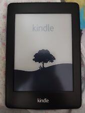 Amazon Kindle Paperwhite (5th Generation) 2GB, WLAN, 15,2 cm (6 Zoll) - Schwarz (2012)