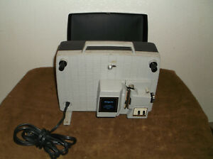 Vintage Argus Holiday Super Eight 838 Movie Projector 8mm Super 8 Working
