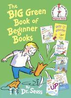 The Big Green Book of Beginner Books (Beginner Books(R)) by Dr. Seuss