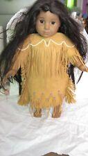 "Kaya 18"" American Girl Doll With Her Dress"