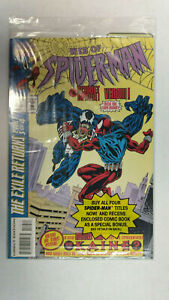 WEB OF SPIDER-MAN Vol 1 #119  1st Printing - Kaine - Pollybagged   / 1994 Marvel
