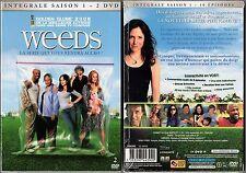 WEEDS - Intégrale saison 1 - Coffret 1 boitier Classique - 2 DVD - NEUF