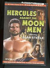 HERCULES against the moon men DVD Movie color 88 min. Alan Steel