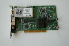 Hauppauge TV-Karte WinTV 48139, PCI, Plus Zubehör