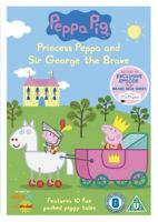 Neuf Peppa Pig - Princesse Peppa Et Sir George The Brave DVD