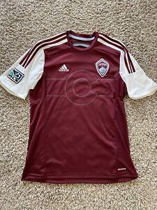 Colorado Rapids MLS Adidas Jersey Size Large