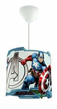 Philips Marvel Avengers LED Pendelleuchte Blau
