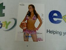 """autographed Bench Warmer Cards """"FLO JALIN"""" From Series In 2005"""