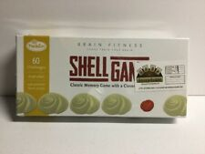 Brain Fitness Shell Game 60 Challenges Single Player Complete! Thinkfun