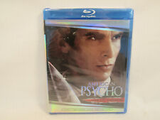 American Psycho Uncut Version Blu-ray New Factory Sealed