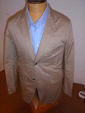 Victorinox  Cotton Blend President's Blazer Jacket  NWT 38 R  $295 Khaki Tan