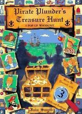 Pirate Plunder's Treasure Hunt: A Pop-Up Whodunit