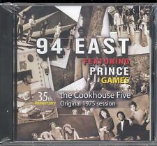 VERY RARE ** ICON ** LEGEND ** PRINCE** ROGERS NELSONS *94* EAST CD  NEW SEALED!
