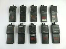 Motorola Mts2000 Flashport H01ucd6pw1bn 16channel 2way 800mhz Radio Lot Of 10