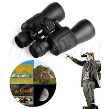 New 180x100 Zoom Day Night Vision Outdoor Travel Binoculars Hunt Telescope+Case