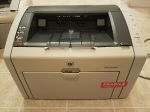 HP LaserJet 1022 Q5912A Standard Laser Printer. EXCELLENT CONDITION.