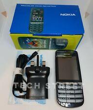 Nokia Asha 300 - Graphite (Unlocked) Smartphone - UK Seller