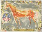 Terechkovitch Constantin Lithographie Signee A Lencre Handsigned Lithograph