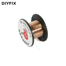 0.02mm PCB Link Wire Copper Soldering Wire Maintenance Jump Line for Mobile Phon