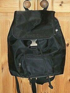 BREE Rucksack Mittelgroß -schwarz