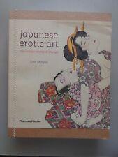 2 Bücher japanese erotic art The Hidden World of Shunga + .. Erotic Art in Japan
