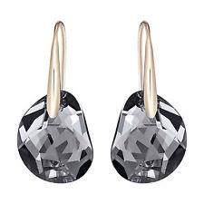 Swarovski Crystal GALET  Pierced Earrings 5165033
