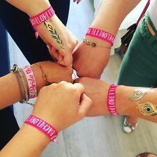 Bachelorette Party VIP Wristbands Bracelets / Bachelorette Favours