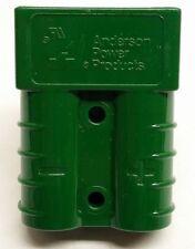 992G6 Anderson Original SB 50 Battery Connector Housing Green