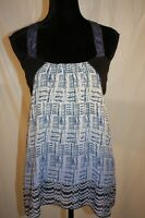 Anthropologie Silence + Noise Women's 2 in 1 Top size Large