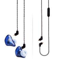 BASN Audio Bsinger Pro In-Ear Earphones Monitors Headphone Double Dynamic Units