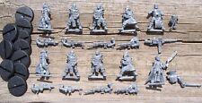 40K Dark Vengeance Chaos Space Marines Cultist w/ Autoguns Bits 10 Bitz S